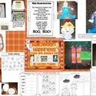 This creative product includes many new and interesting ways to celebrate Halloween in your classroom. You will get: Eye Spy Halloween book, in col...