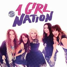 DragonFly Sweetnest: 1 Girl Nation CD Review/Giveaway 'Holiday Gift Guide 2013'