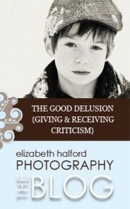 The Good Delusion - from Elizabeth Halford's Photography blog