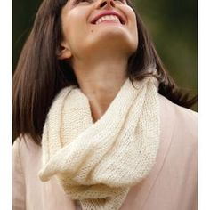 Snowmass Snood by Be Sweet FREE knitting pattern
