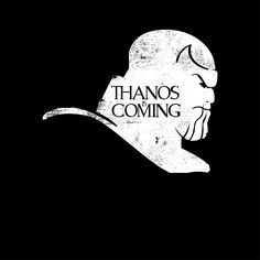 Thanos is Coming