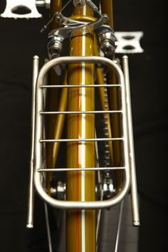 Fender pinstripes, bicycle