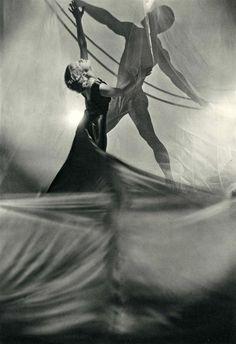 """Cecil Beaton  """"Tamara Geva in the Ballet 'Errante'""""  1935"""