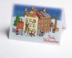 branchen weihnachtskarten bau und ausbau unternehmen sowie architekt. Black Bedroom Furniture Sets. Home Design Ideas