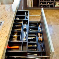 Utensil drawers