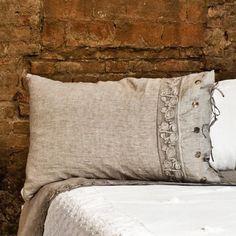 AP Pillowcase Camelia CO Arte Pura