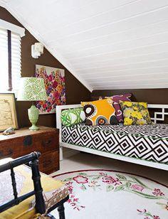 attic space!