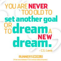 You Are Never Too Old   Runner's World