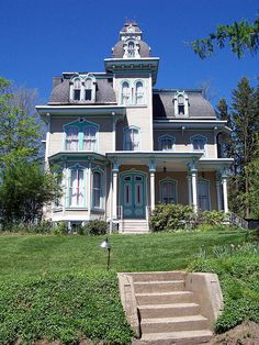 Hegarty Victorian Mansion