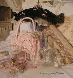 "treasures for my ""French Shop"" booth at the next TVM Dec. 5th-7th, 2014 ~ C.Repasy"