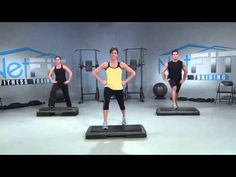 NetFit.tv Step 1 - YouTube