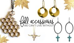 Read Our Lips: Fall Accessories We Can't Live Without