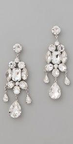Noir Jewelry Dangle Earrings!