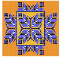 Large Bead Loom Patterns for NATIVE AMERICAN PROJECTS and others