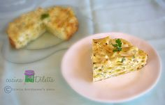 Torta di pasta e ricotta,ricetta da buffet