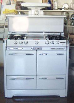 vintag kitchen, dream, vintag stove