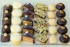 small desserts