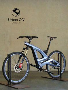 Futuristic bike #bicycle