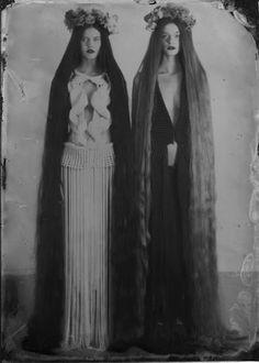 Gothic fashion. Dark & beautiful.