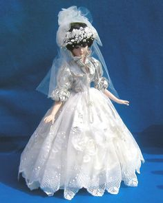 Madam Dorcey Creations Porcelain Doll Artist Proof 1990 | eBay