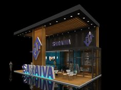 SARAIVA - EXHIBITION
