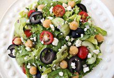 Mediterranean Chopped Salad @ Culinary Hill