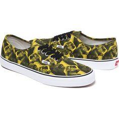 Supreme x Bruce Lee x Vans Authentic Yellow Sneakers Size 10 – Crisp Culture