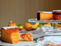 Tarta de calabaza facil, Receta por Eldragondelafresa - Petitchef