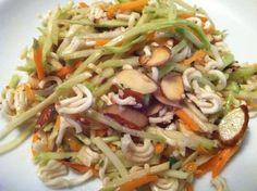 Asian Ramen Coleslaw   27 Better Ways To Eat Ramen