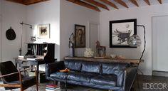 Another Ib Kofod-Larsen chair at Ellen DeGeneres Portia de Rossi Santa Monica Home
