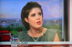 Crohn's: Rachel Flint argues junk food not cause after BBC Breakfast claims - Chester Chronicle #IBD