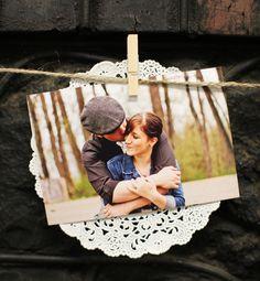 Super Cute Photo Idea for bridal shower!