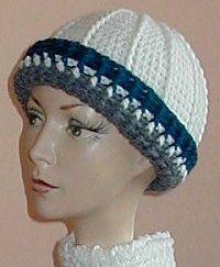Crochet Hat Pattern With Cuff : Crochet - Men on Pinterest Men Hats, Beanie Pattern and ...