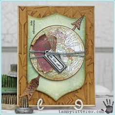 Tammy Tutterow   See the World Card