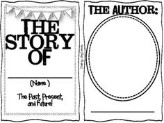 The Story Of... (Student Writing Booklet) free