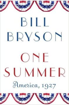 Holiday Reading List 2013.  I love Bill Bryson!  This sounds like an exciting read (And reading books about flight while flying is delightfully meta!)