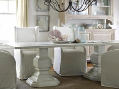 white table love