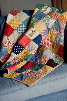 Summer's end quilt by Stolen Moments