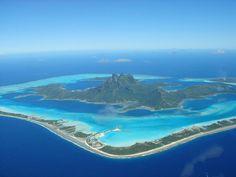 Bora Bora... wish I was there right now