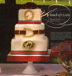 Horse cake. So cute!