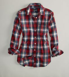 Can't wait for fall. So I can wear awesome plaid like this -