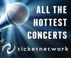 All the Hottest Concerts! hottest concert, concerts, concert tickets, ticket deal, dates, albuquerque, buy concert