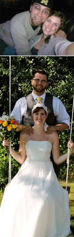 Clay and Katelyn Hargrave met at Rochester College through the chorus in 2009. They were married on RC's campus at Riverside Park on July 13th, 2013.