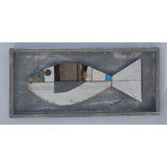 Old Fish in grey box