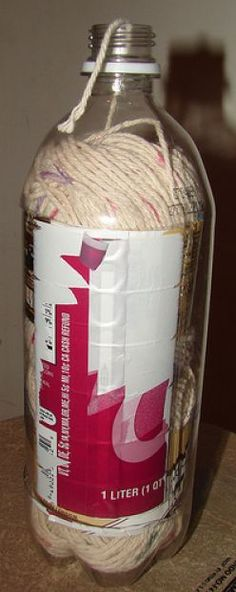 Storing/Keeping Yarn Clean; I keep forgetting about this tip.  Glad for the reminder.