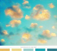 wall art, baby boy rooms, aqua blue, cloud photographi, nursery decor, photographi cloud, nurseri, prints, cloud print
