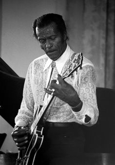 Guitarist Chuck Berry's first two recordings ('Maybelline' and 'Roll Over Beethoven') in 1955 shot him to instant fame. Be as may, of all the rock and roll Berry recorded, his best-selling tune was also his silliest and least expressive of his considerable talents: 'My Ding-a-Ling' in 1972.