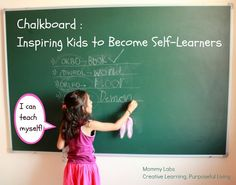 Chalkboard - inspiring kids to become self learners