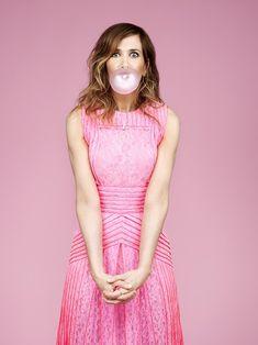 Kristen Wiig. #bridesmaids #snl #funny #love her