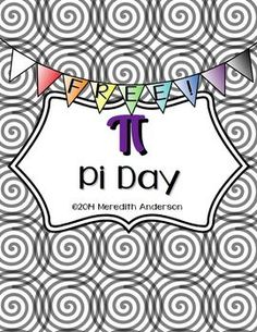 So glad that we will actually be in school on Pi Day this year!  Pi Day FREEBIE: Graphing & a Game.